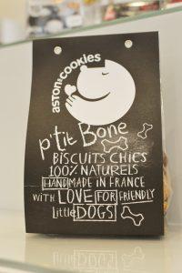 Biscuits P'tit Bone ASTON'S COOKIES chez IDÉFIX Toilettage