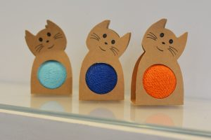 Jouets chats chez IDÉFIX Toilettage