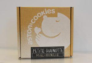 Biscuits Petite Quenotte miel vanille ASTON'S COOKIES chez IDÉFIX Toilettage