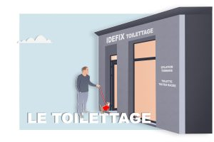 Le toilettage IDÉFIX Toilettage